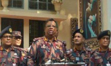 সীমান্তবাসী সচেতন হলে কমতে পারে 'সীমান্ত' হত্যা: বিজিবি ডিজি