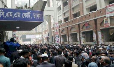 শাপলা চত্বরে তাণ্ডব: বিএনপির আসলাম রিমান্ডে