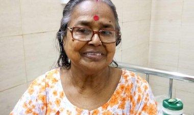 ৮৫ বছর বয়সী বেলা রানীর করোনাযুদ্ধ জয়ের গল্প