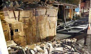 শক্তিশালী ভূমিকম্পে কাঁপলো জাপান, আহত শতাধিক