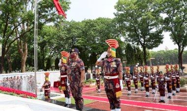বিজিবি'র সকল ইউনিটে মহান স্বাধীনতা ও জাতীয় দিবস উদযাপিত