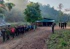 মিয়ানমারের থাই সীমান্তে সংঘর্ষ