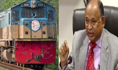 সোমবার থেকে যাত্রীবাহী ট্রেন চলাচল বন্ধ : রেলমন্ত্রী