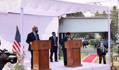 জলবায়ু সংকট মোকাবিলায় যুক্তরাষ্ট্র বাংলাদেশের পাশে থাকবে : কেরি