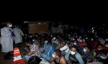 মালয়েশিয়ায় অবৈধ্য অনুপ্রবেশ : ১০২ বাংলাদেশি আটক
