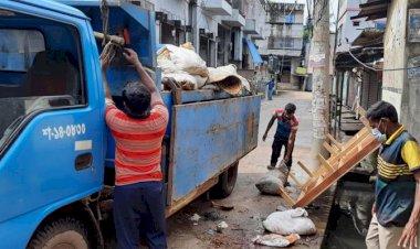 কুরবানি : রাজধানীতে ৩২,২৫১.৩৯ মেট্রিক টন বর্জ্য অপসারণ