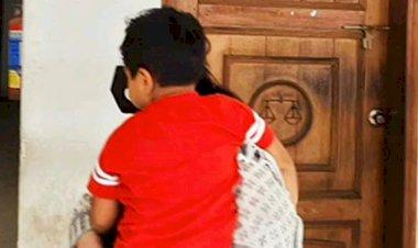 এবার ভারতীয় নারী তার সন্তানকে কাছে পেতে আদালতে