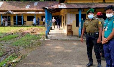 সিলেট-৩ উপ-নির্বাচন : সকাল থেকে ভোটগ্রহণ চলছে